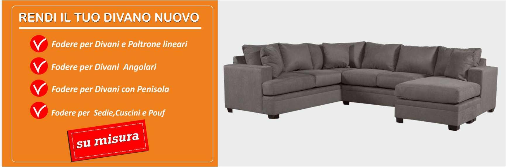 Rinnovare Divano In Tessuto tappezzeria: rivestimenti e fodere per divani e poltrone